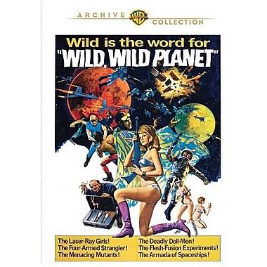 Wild, Wild Planet, The