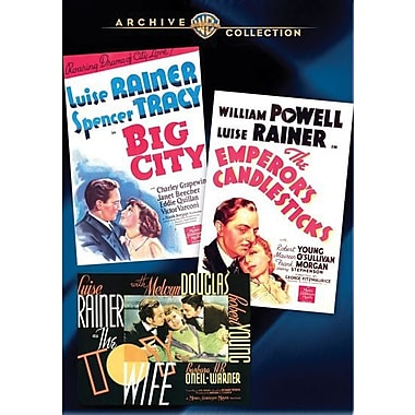Luise Rainer Collection (Emperor's Candlesticks/Toy Wife/Big City)