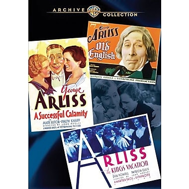 George Arliss Collection (Successful Calamity/Old English/King's Vacation)