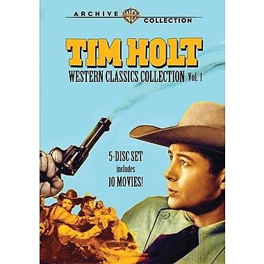 Tim Holt Western Classics Collection Vol. 1