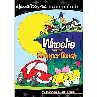 Wheelie and the Chopper Bunch: The Complete Series
