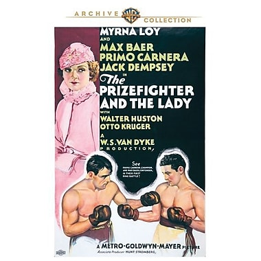 Prizefighter and The lady, The