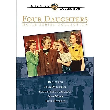 Four Daughters Movie Series Collection
