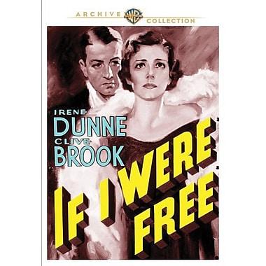 If I Were Free (1934)