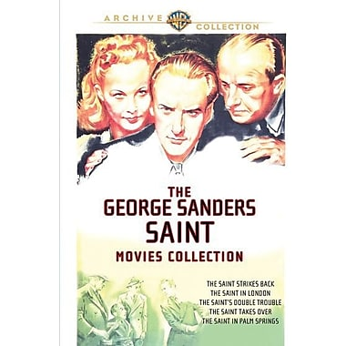 The George Sanders Saint Movies Collection (5 movies)