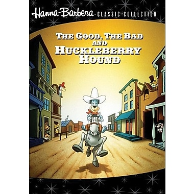 The Good, the Bad, and the Huckleberry Hound