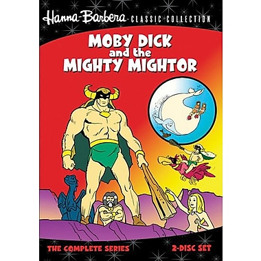 Moby Dick and the Mighty Mightor