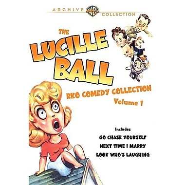 Lucille Ball RKO Comedy Collection, The: Volume 1