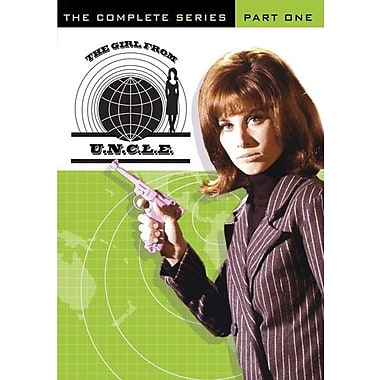 Girl from U.N.C.L.E., The: The Complete Series Part One