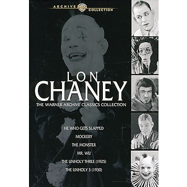 Lon Chaney: The Warner Archive Classics Collection