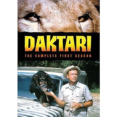 Daktari The Complete First Season