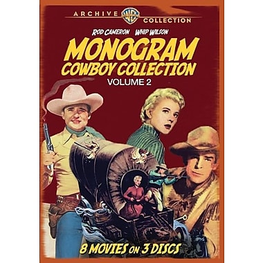 Monogram Cowboy Collection Volume 2