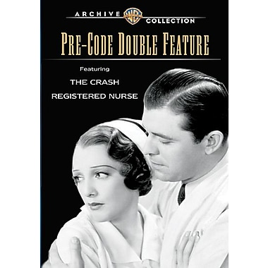 Crash, The / Registered Nurse: Pre-Code Double Feature