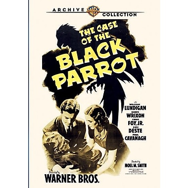 Case of the Black Parrot, The