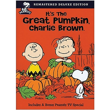 It's the Great Pumpkin, Charlie Brown (Remastered Deluxe DVD Edition)