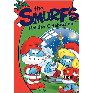 Smurfs Holiday Celebration