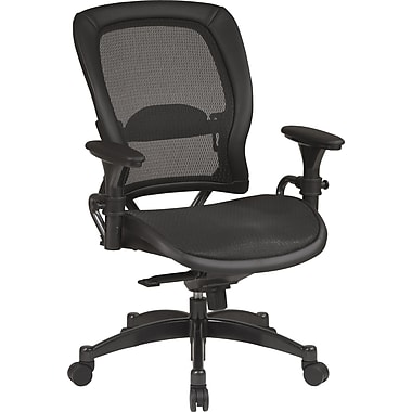 Office Star Space® Mesh Matrex Back Manager's Chair, Black