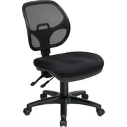 Office Star Proline II® ProGrid® FreeFlex® Fabric Ergonomic Task Chair, Coal