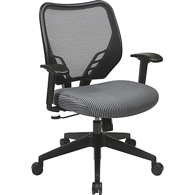 Office Star Space® Fabric Air Grid® Back and VeraFlex® Seat Manager Chairs