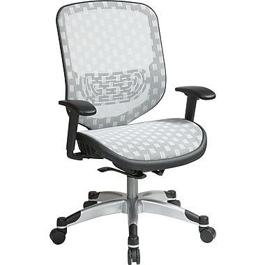 Office Star Space® Executive Office Chairs with Flow-Thru Technology