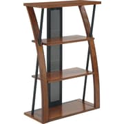 Office Star Aurora Home Office Bookcase, Oak