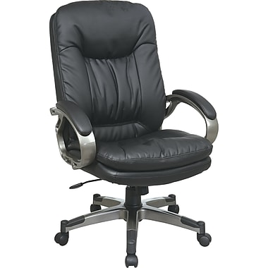 Office Star WorkSmart™ Executive Chairs with Locking Tilt Control