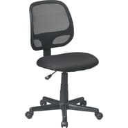 Office Star EM20200-3 Task Chair, Black