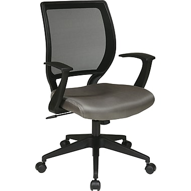Office Star WorkSmart™ Composite/Mesh Screen Back Task Chairs
