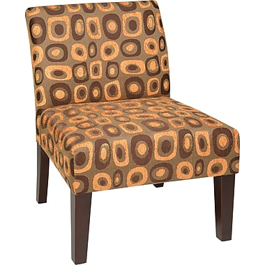 Office Star Avenue Six® Wood Laguna Accent Chairs