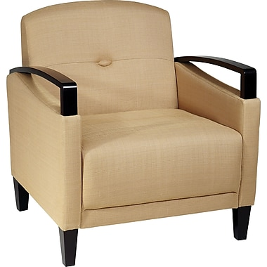 Office Star Avenue Six® Main Street Fabric Accent Chairs