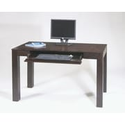 Office Star Ave Six Standard Plaza Computer/Writing Desk, Espresso (PZA25ES)