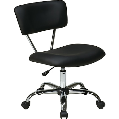 Office Star ST181-V3 Office Chair, Black