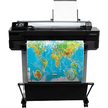 HP® - e-Imprimante couleur format large Designjet T520, 24 po