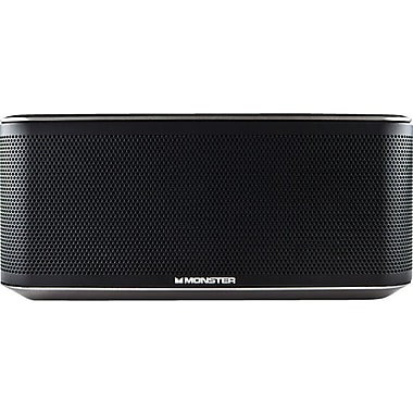 Monster® ClarityHD™ Micro Bluetooth Speaker, Black