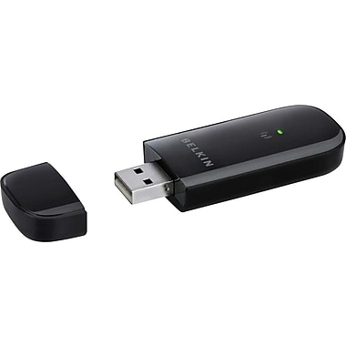 Belkin Wireless N N150  USB 2.0 Wireless Network Adapter
