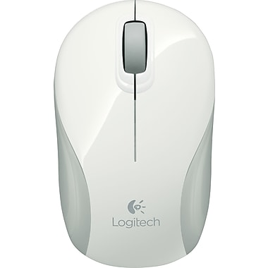 Logitech Mini Mouse M187, White