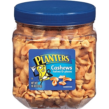 Planters® Cashew Halves & Pieces, 26 oz.