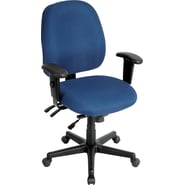 Raynor Eurotech Fabric 4 x 4 Multi-function Task Chairs
