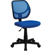 Flash Furniture Mid-Back Mesh Task Chair, Blue