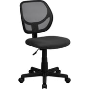 Flash Furniture Mid-Back Mesh Task Chair, Gray