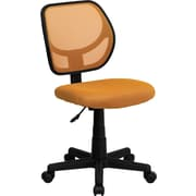 Flash Furniture Mid-Back Mesh Task Chair, Orange