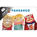 Fandango Gift Card, $25 (Email Delivery)