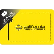 California Pizza Kitchen Gift Card, $50 (Email Delivery)