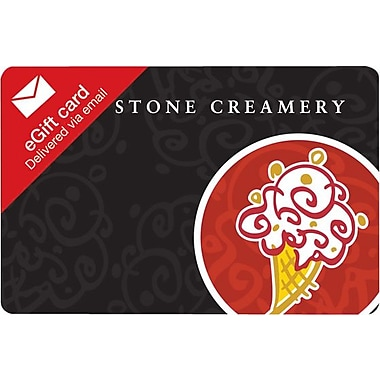 Cold Stone Creamery Gift Card, $25 (Email Delivery)