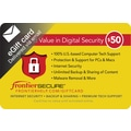 Frontier Secure Gift Card, $50 (Email Delivery)