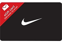 Nike Gift Card, $25 (Email Delivery)
