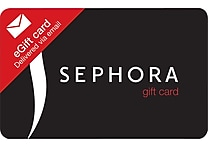 Sephora Gift Cards (Email Delivery)