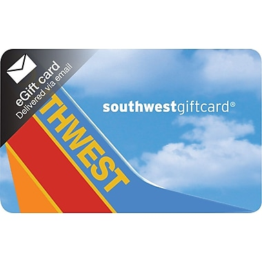 Southwest Airlines Gift Cards (Email Delivery)
