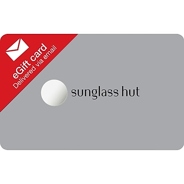 Sunglass Hut Gift Card, $25 (Email Delivery)