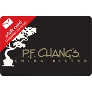 PF Changs Gift Card, $100 (Email Delivery)